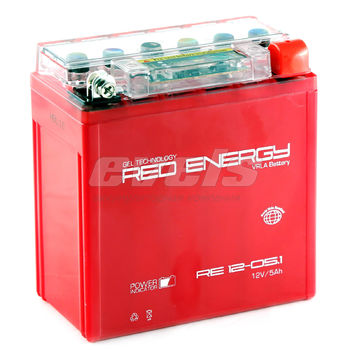 Red Energy RE12-05.1 (12N5-3B 5А/ч) зал.